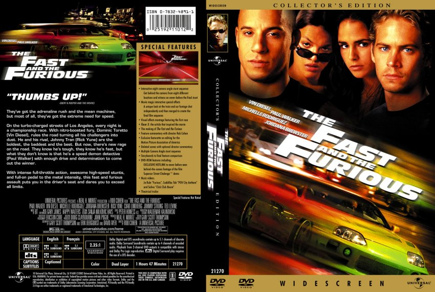 the fast and the furious movie dvd custom covers 310fastandthefurious cstm dvd covers. Black Bedroom Furniture Sets. Home Design Ideas