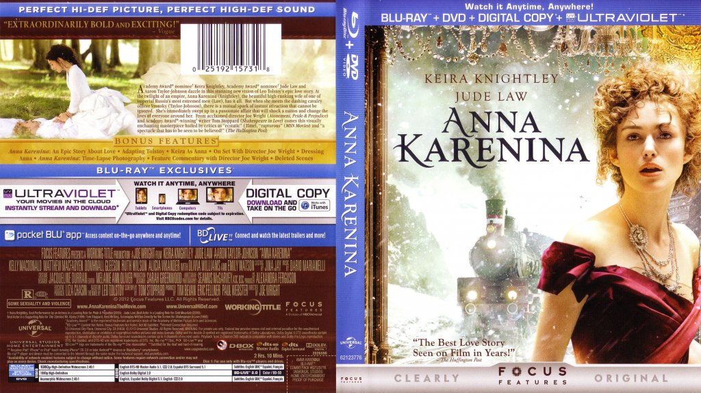 "anna karenina essay ""anna karenina"" is, as one critic put it, a ""cross-section of russian life"" the book is essentially comprised of two stories: the story of young nobleman konstanin levin and his courtship of the young princess kitty shcherbatsky and the tragedy of anna karenina and her passionate adulterous affair with the charming count vronsky."