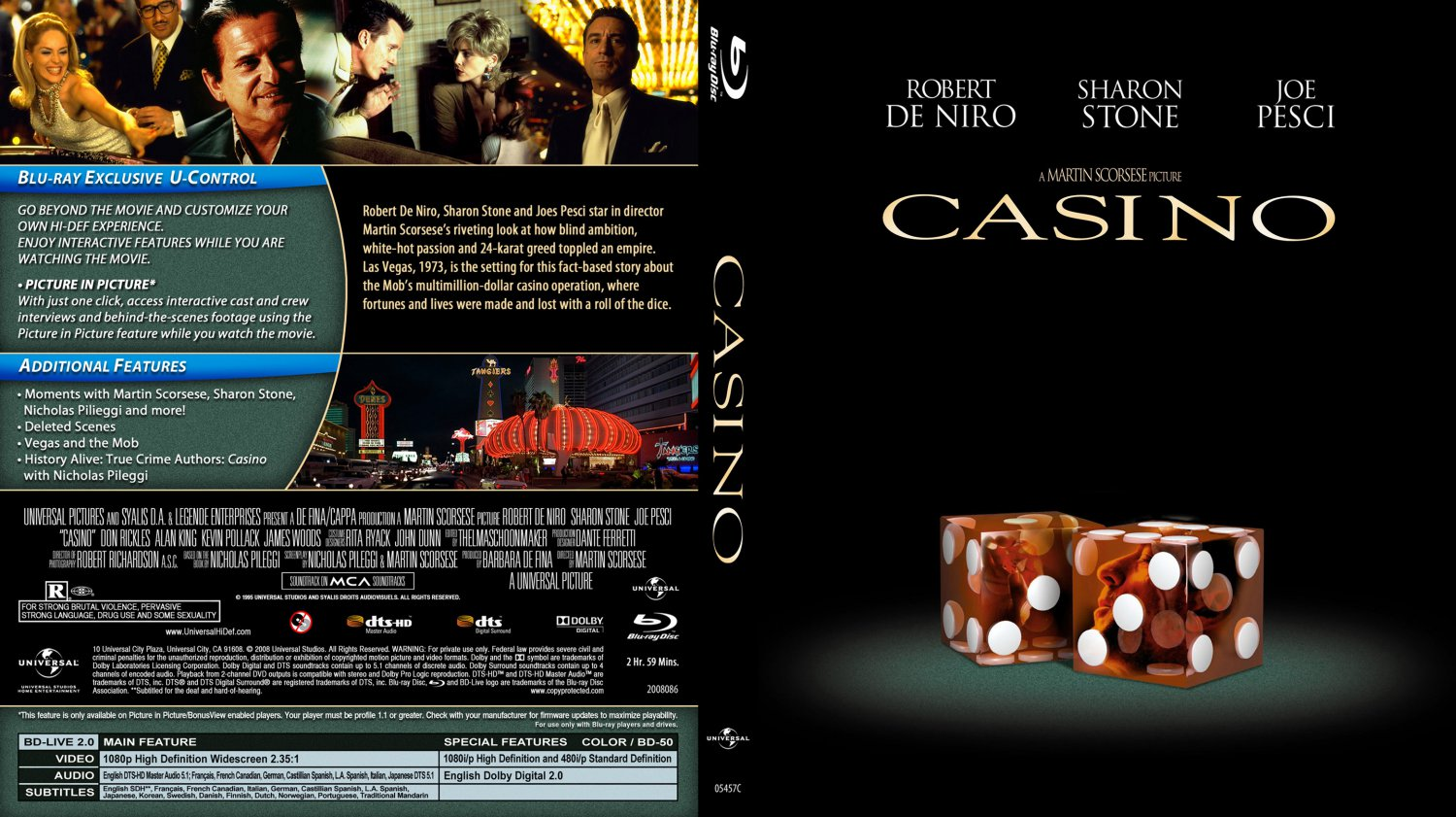 watch casino 1995 online free faust