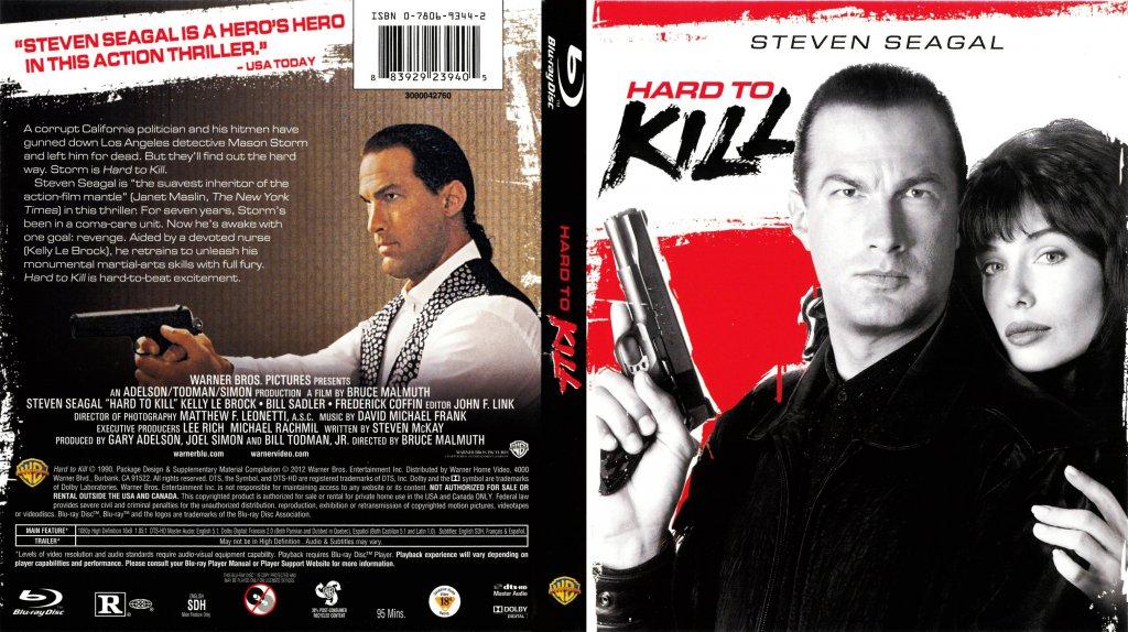 Hard To Kill - Movie B...