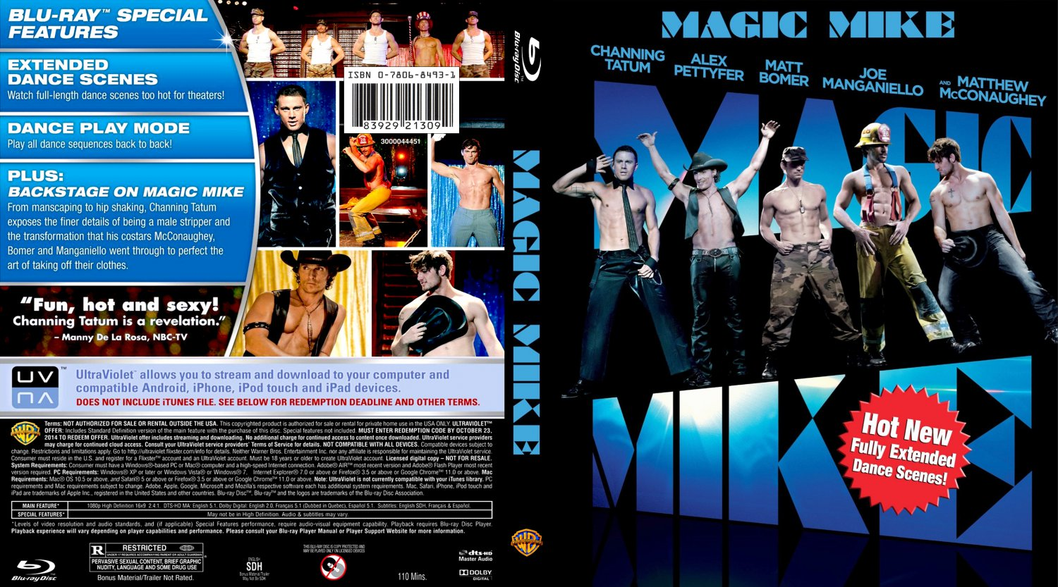 Magic Mike 2: Magic Mike XXL Release Date Set