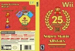 Super Mario Allstars 25th Aniversary Edition