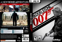 007 James Bond Blood Stone DVD NTSC f