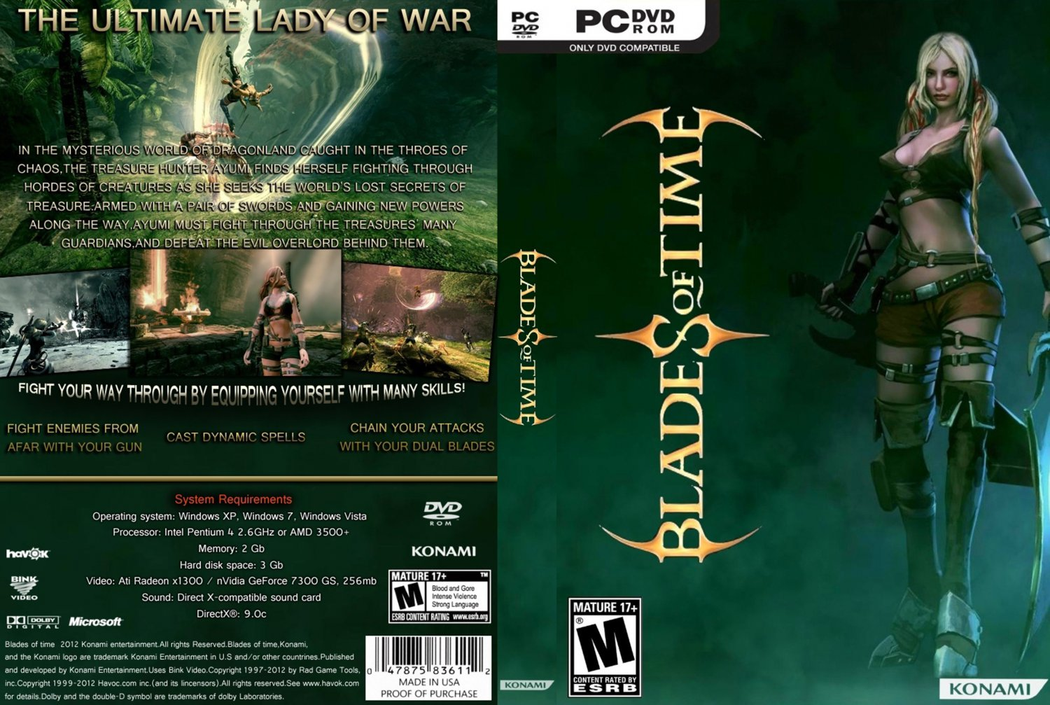 of time blades of time dvd ntsc custom f1 date 03 18 2013 size ...