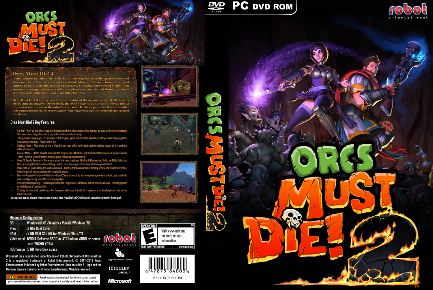 Orcs must die nude pics xxx movies