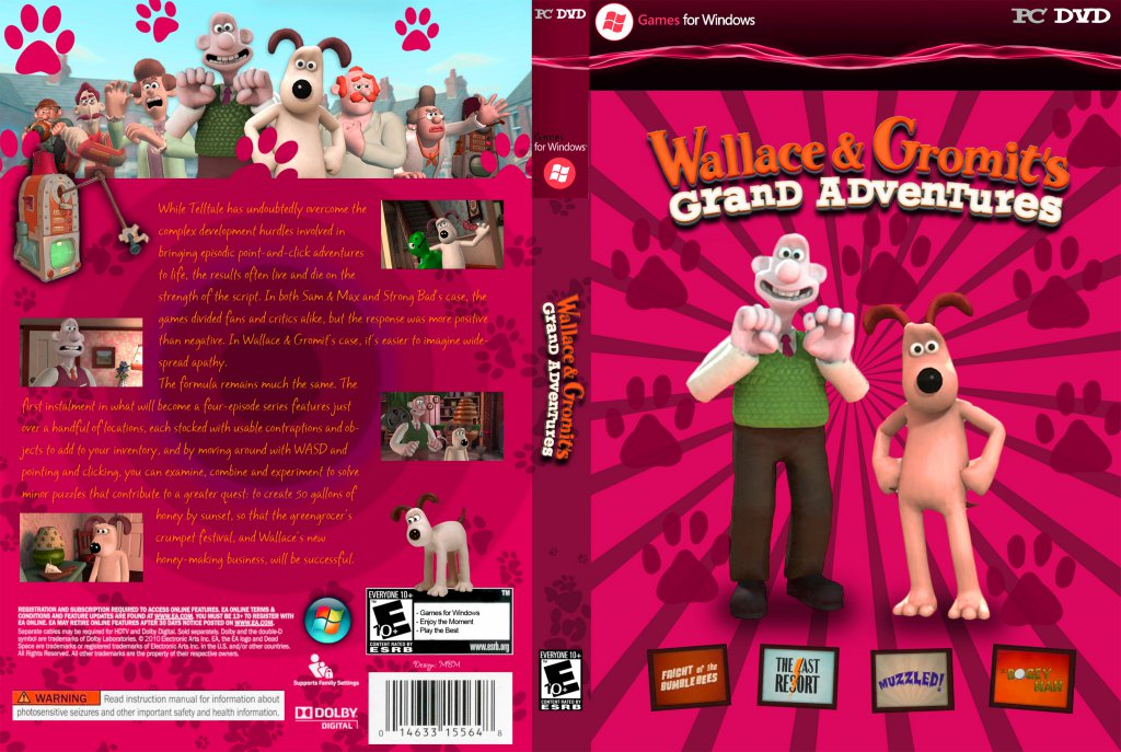 Wallace & Gromit Grand Adventure