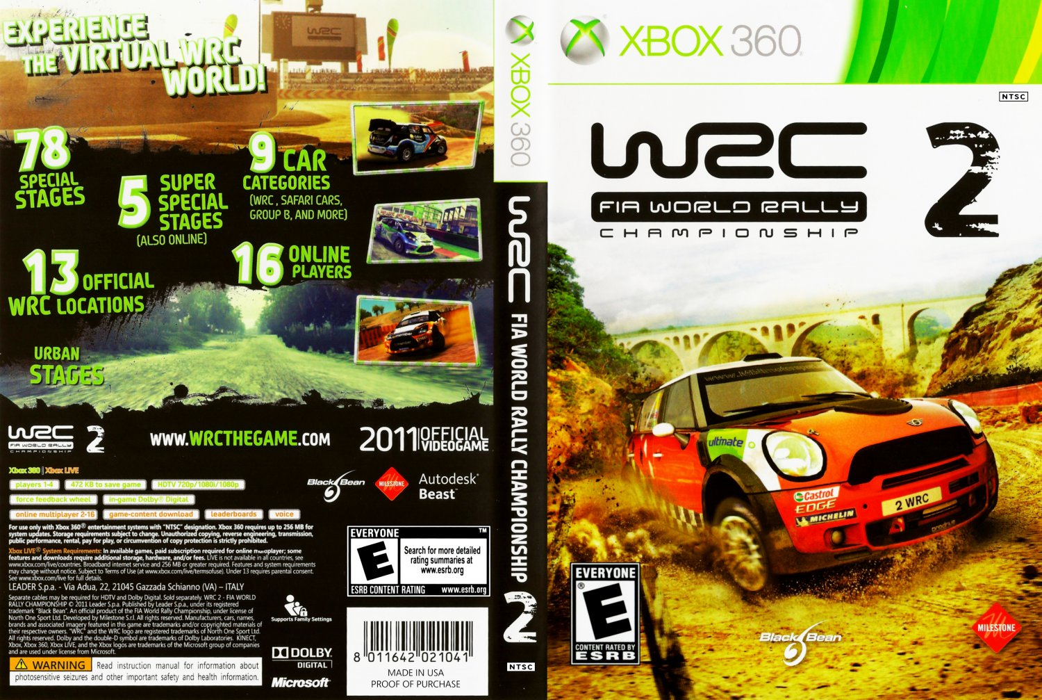 best rally game xbox 360