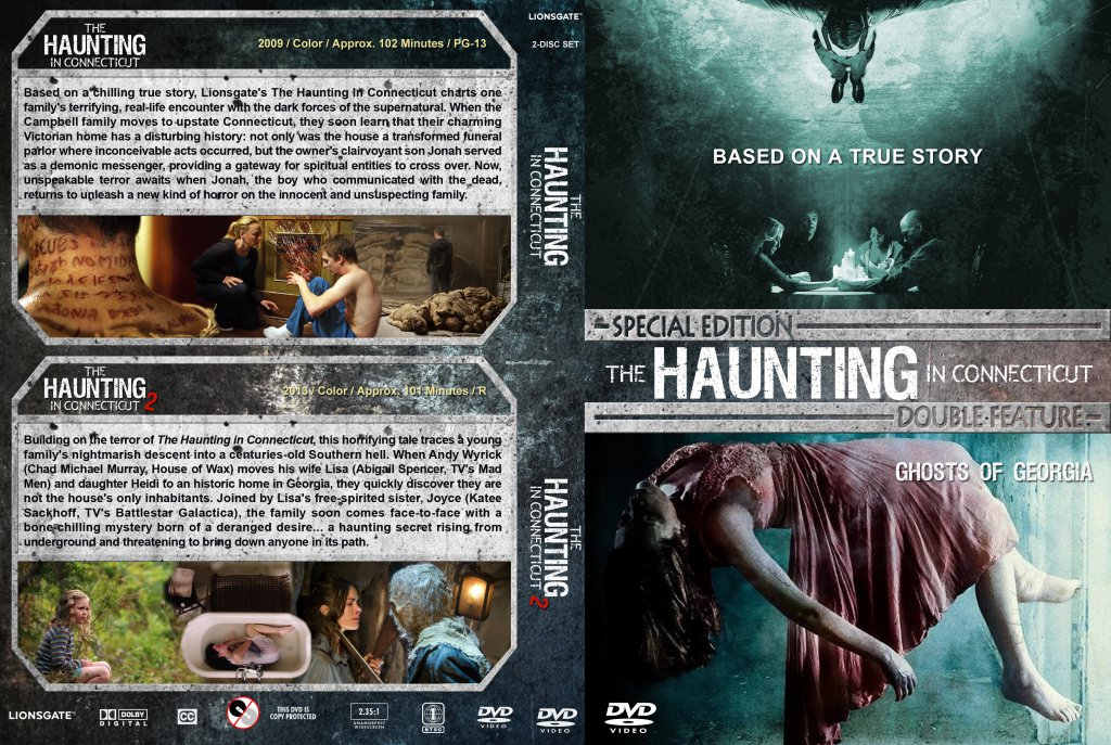 The Haunting In Connecticut Double Feature