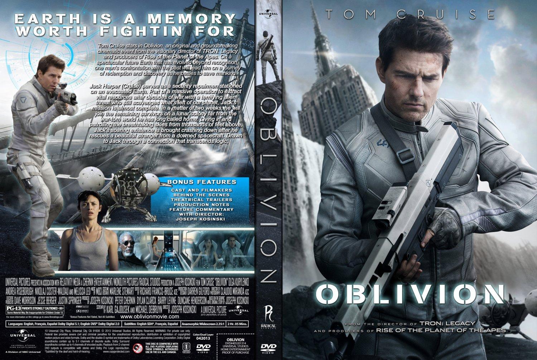 ... Movie DVD Custom Covers - Oblivion 2013 Custom Cover 3 :: DVD Covers