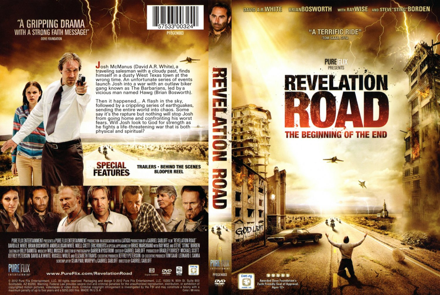 revelation road 2 the sea of glass and fire (2013)