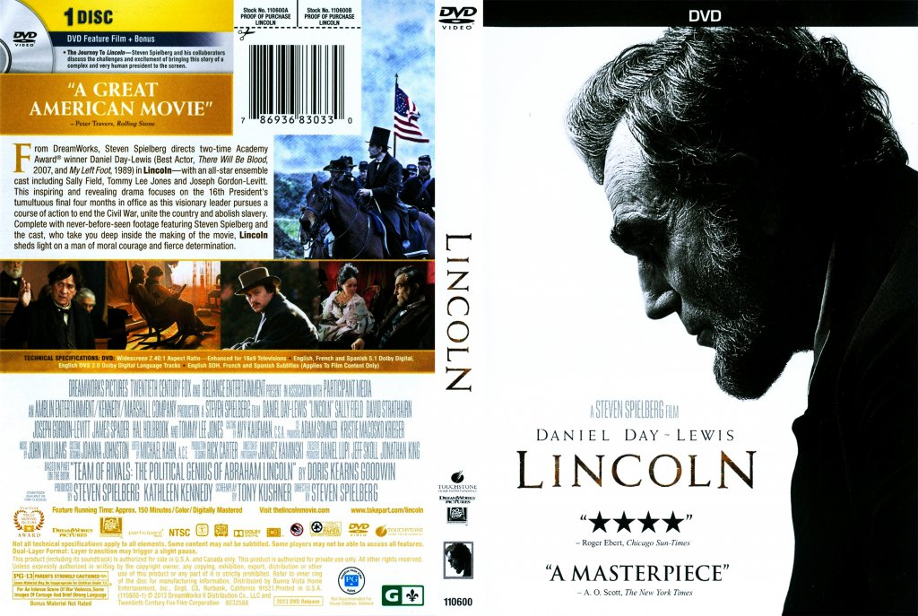 the lincoln movie essay On monday november 26th i watched the recently released film lincoln, at  united artists cinema in long beach lincoln was directed by steven spielberg  and.