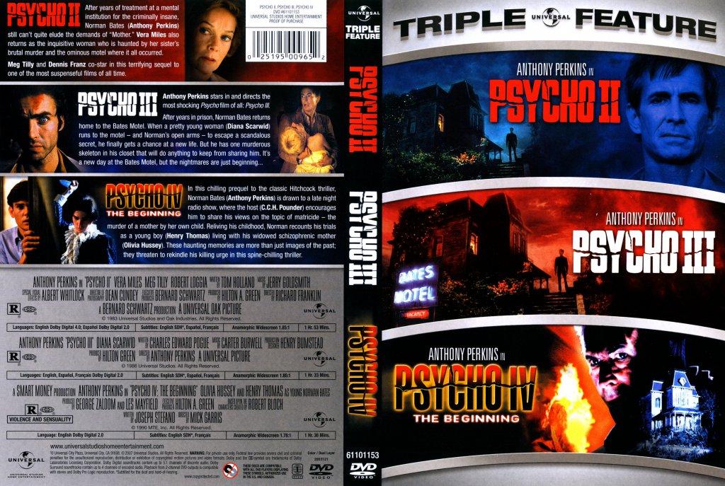 Psycho iv The Beginning Psycho iv The Beginning