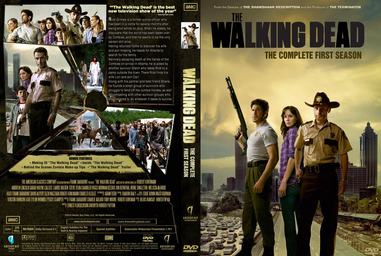 Walking Dead Sea 1 To 4