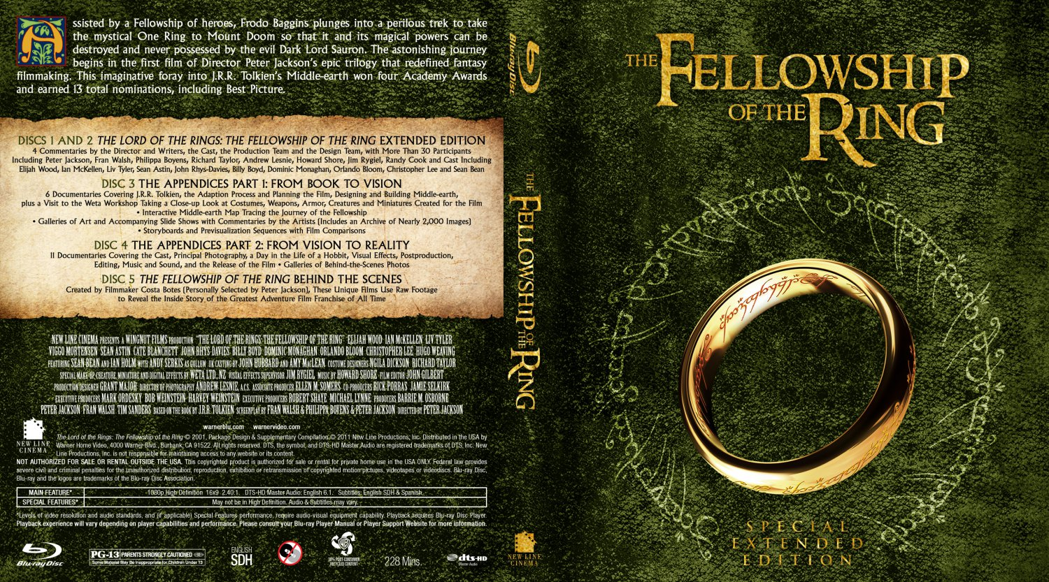 lord of the rings fellowship of the ring essay In the beginning of the book, the fellowship of the ring by j r r tolkien, starts when bible, the second hobbit to posses the ring, gives the ring to his heir frodo tolkien shows readers through his lord of the rings trilogy that the temptation of power and succumbing to it can destroy an individual.