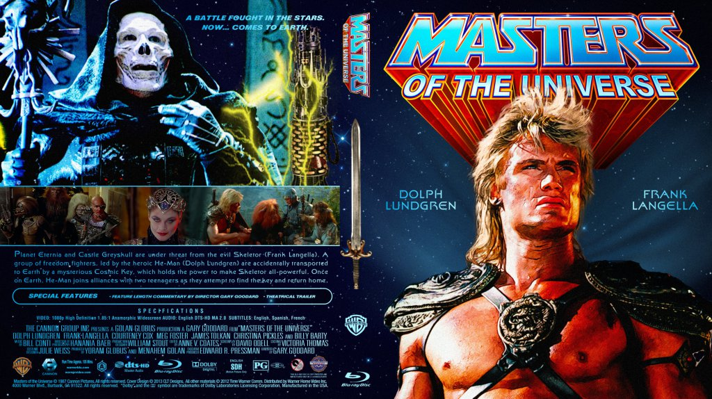 Master Universe Movie Masters of The Universe