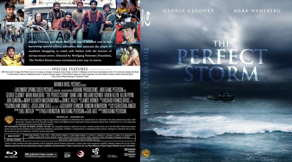 an analysis of the movie the perfect storm The perfect storm has 91,131 ratings and 1,515 reviews although i haven't seen the movie the perfect storm is a great name for the book.