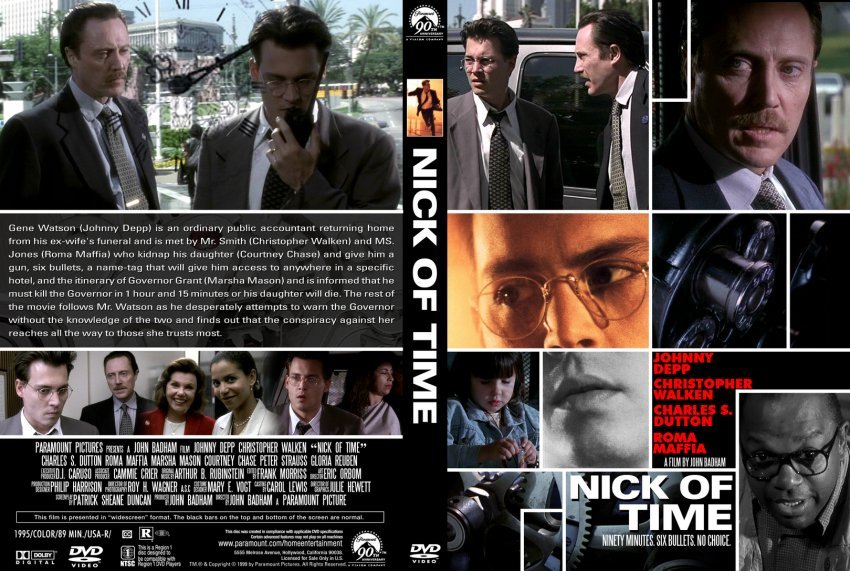 Nick of time the movie