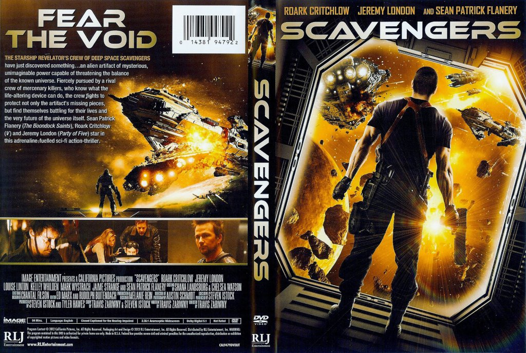 All You Like - Scavengers (2013) 720p BRRip x264 - Rapidshare Download