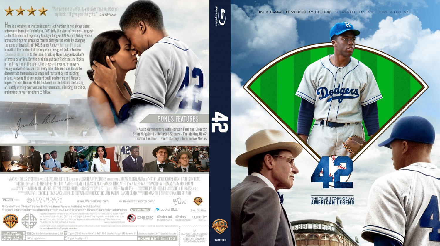 """the movie 42 If you were offended by the supposedly profligate use of the n-word in """"django unchained,"""" it stands to reason you'll be outraged by a scene in """"42"""" in."""