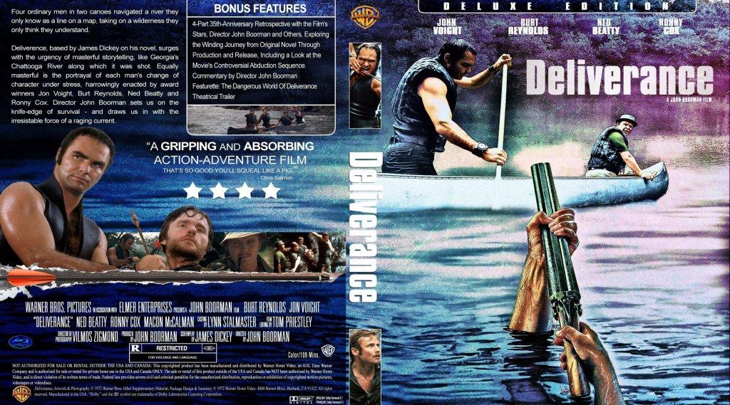 Deliverance movie story