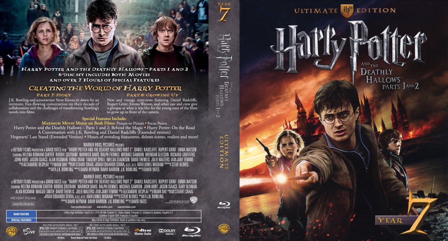 book report of harry potter and the deathly hallows