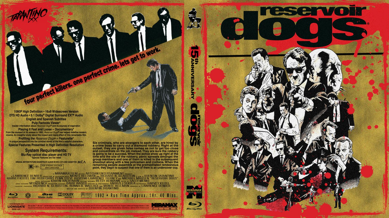 Reservoir Dogs Movie Free