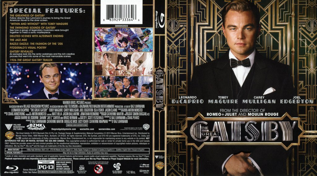 the great gatsby how do you respond