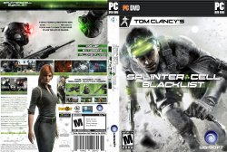 Splinter Cell Blaklis