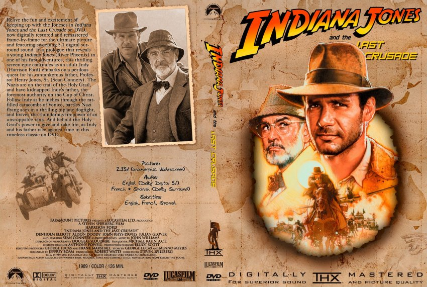 Indiana Jones And The Last Crusade Indiana Jones Last Crusade