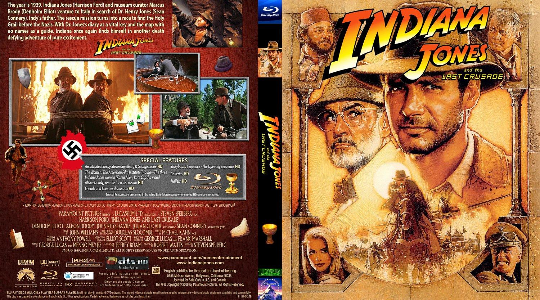 Indiana Jones And The Last Crusade Indiana Jones And The Last
