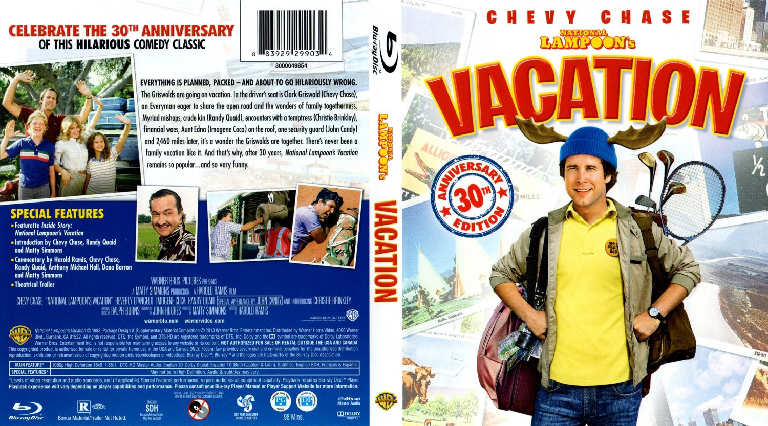 chevy chase christmas vacation movie 2017 2018 best