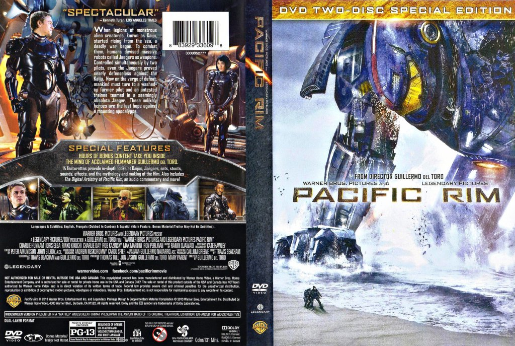 Pacific Rim - Movie DVD Scanned Covers - Pacific Rim 2013 ... Pacific Rim 2013 Dvd Cover