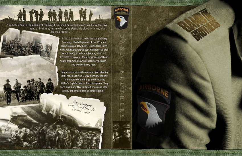 band of brothers book review Band of brothers: e company, 506th regiment, 101st airborne, from normandy to hitler's eagle's nest.