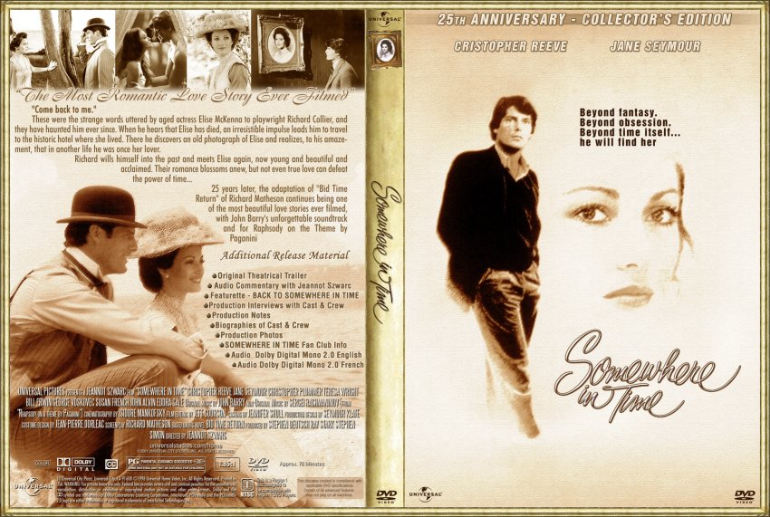Somewhere In Time 25th Anniversary