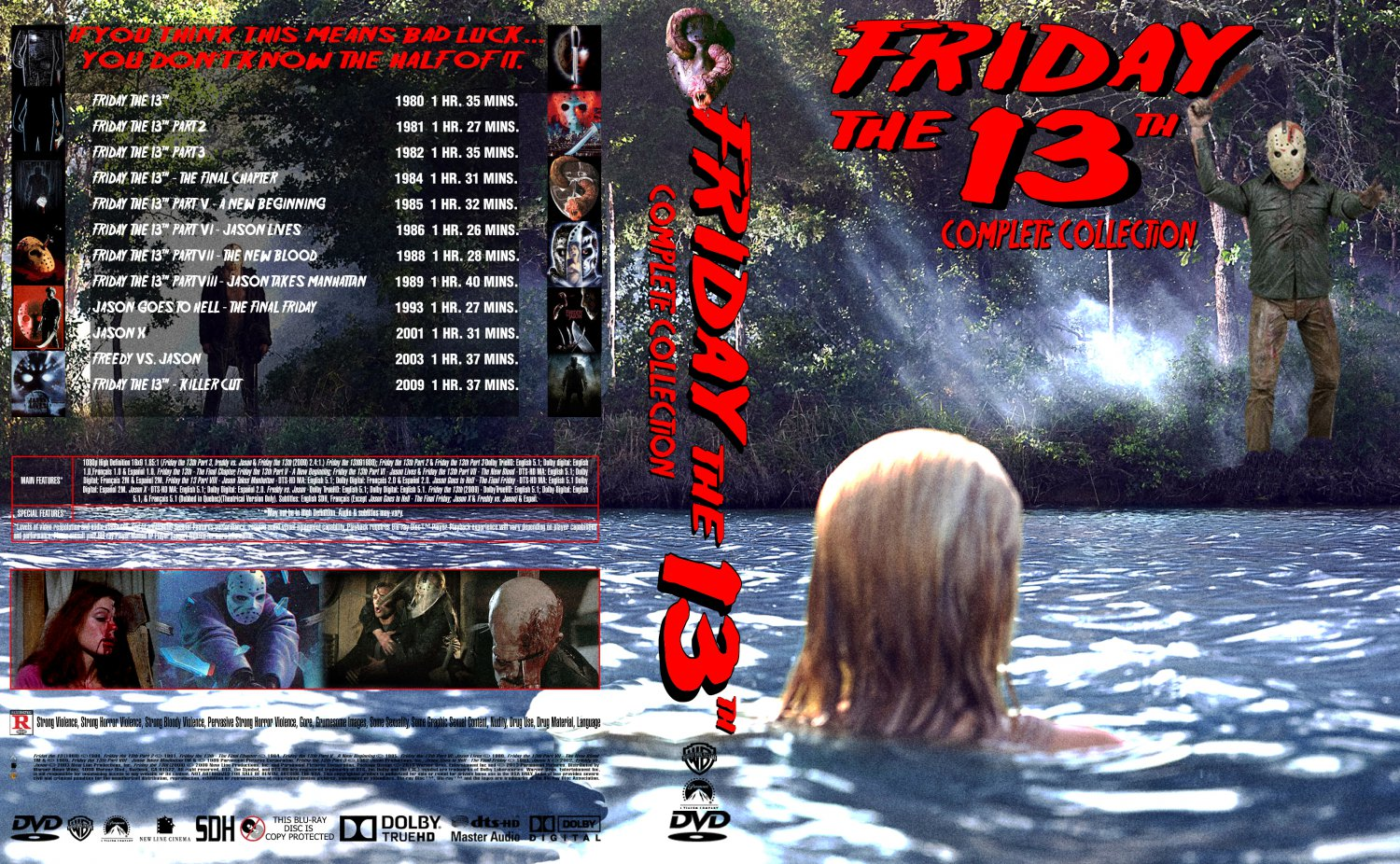 13th custom, made friday movie