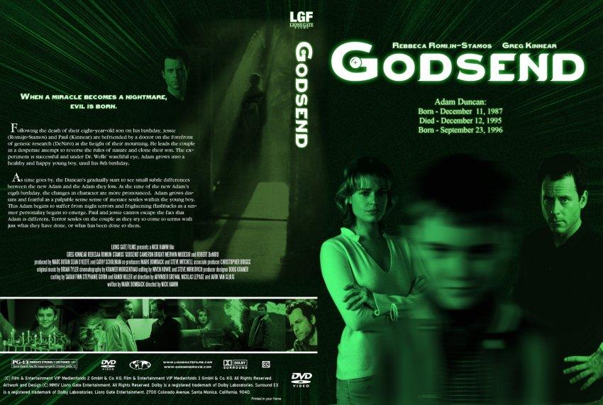 Godsend - Movie DVD Custom Covers - 380Godsend .JPG :: DVD ...