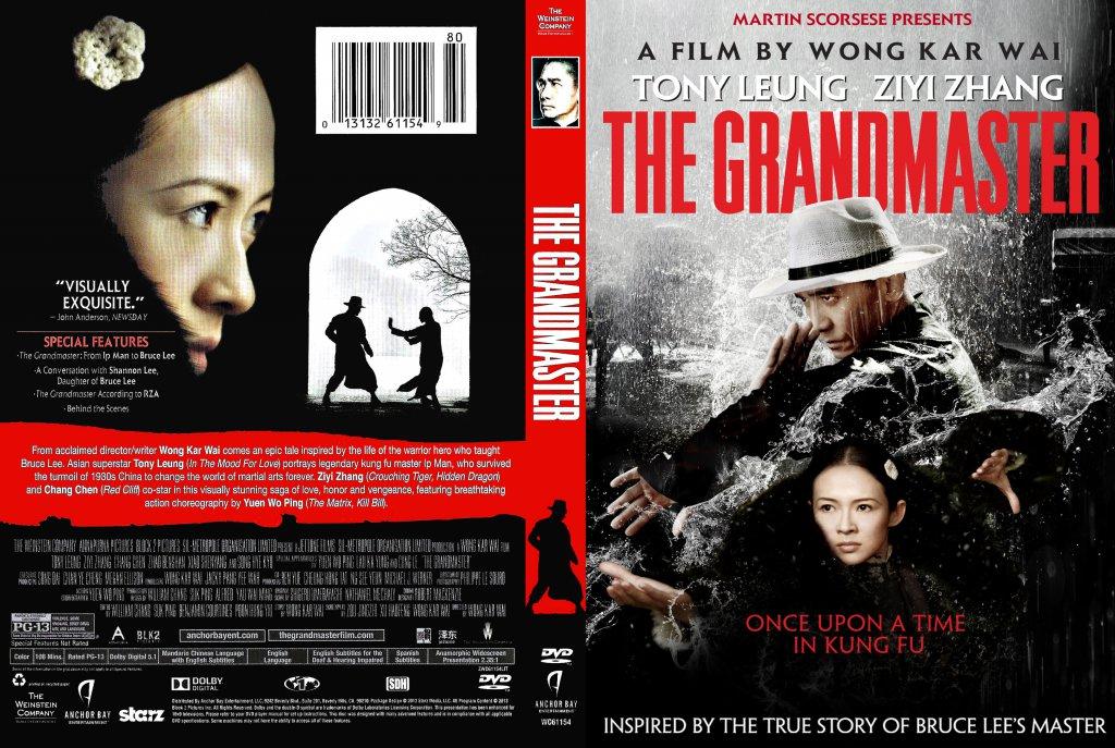 The_Grandmaster_2013_Custom_Cover - Movie DVD Custom ...
