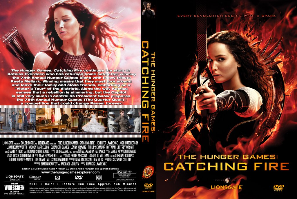The_Hunger_Games_Catching_Fire_Custom_Cover_Pips_ - Movie ...