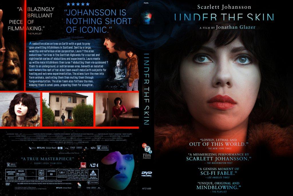 Under The Skin - Movie...