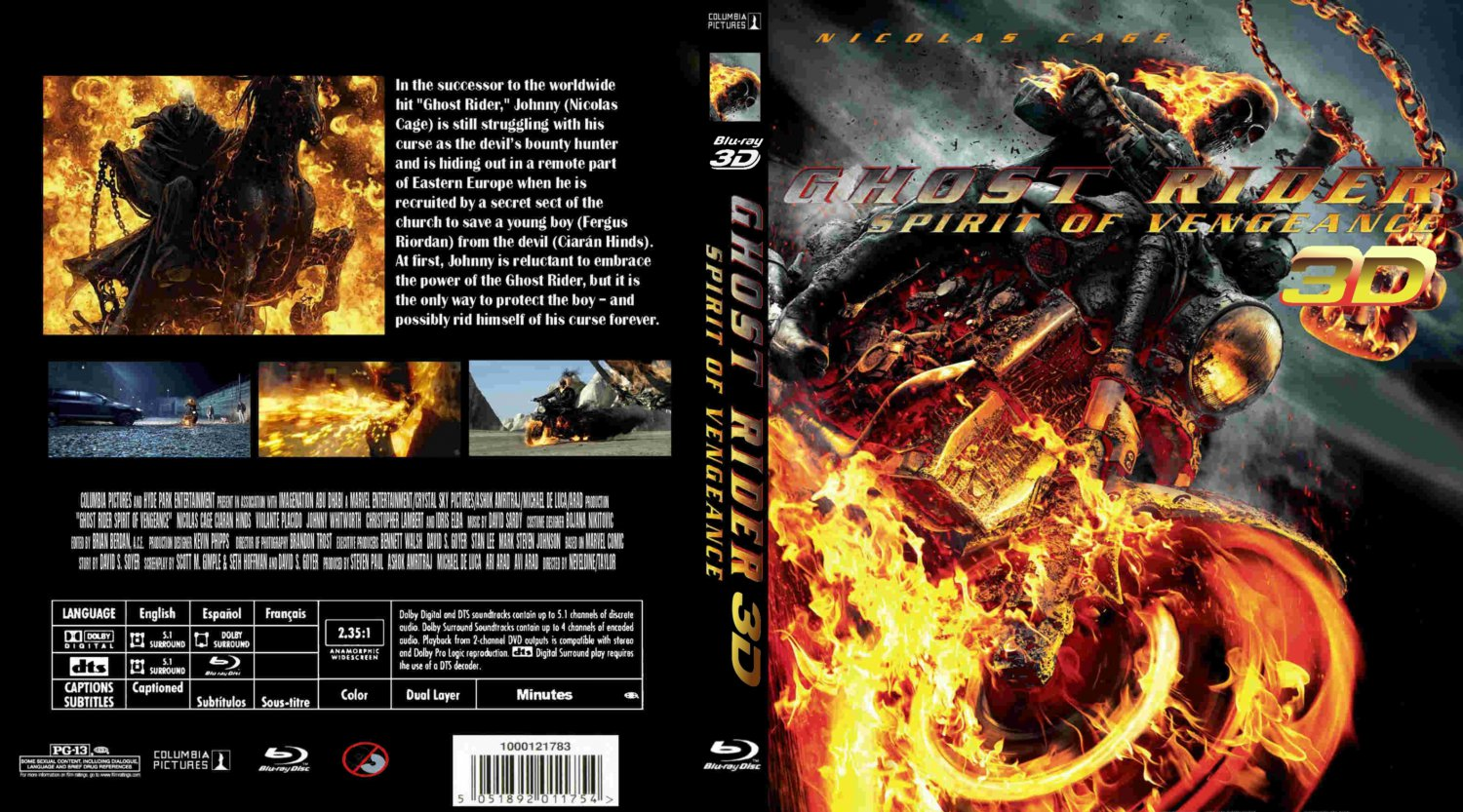 ghost rider 2 games 3d