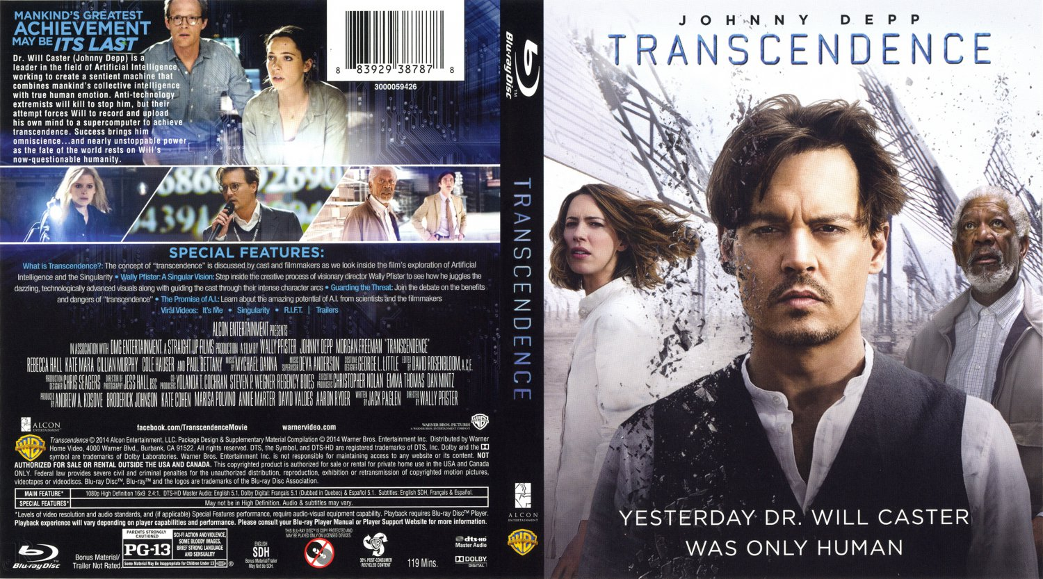 Premonition   DVD Covers, BluRay Covers, and Cover art   Transcendence Dvd Cover Art