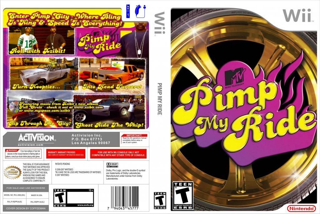 pimp ride games
