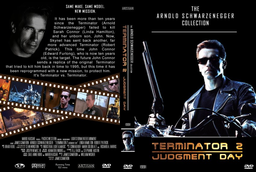 Terminator 2: Judgment Day for Atari ST (1991) - MobyGames  |The Terminator 2 Cover