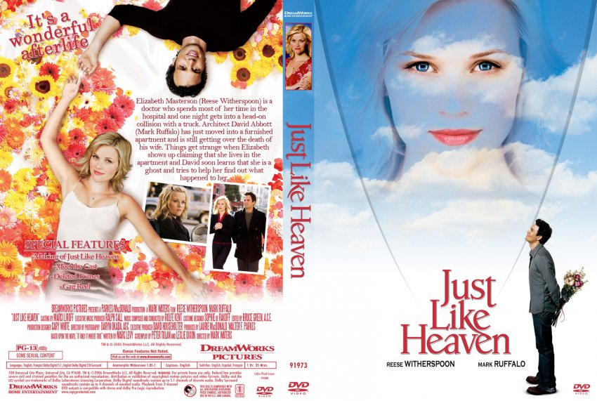 just like heaven Find great deals on ebay for just like heaven dvd shop with confidence.