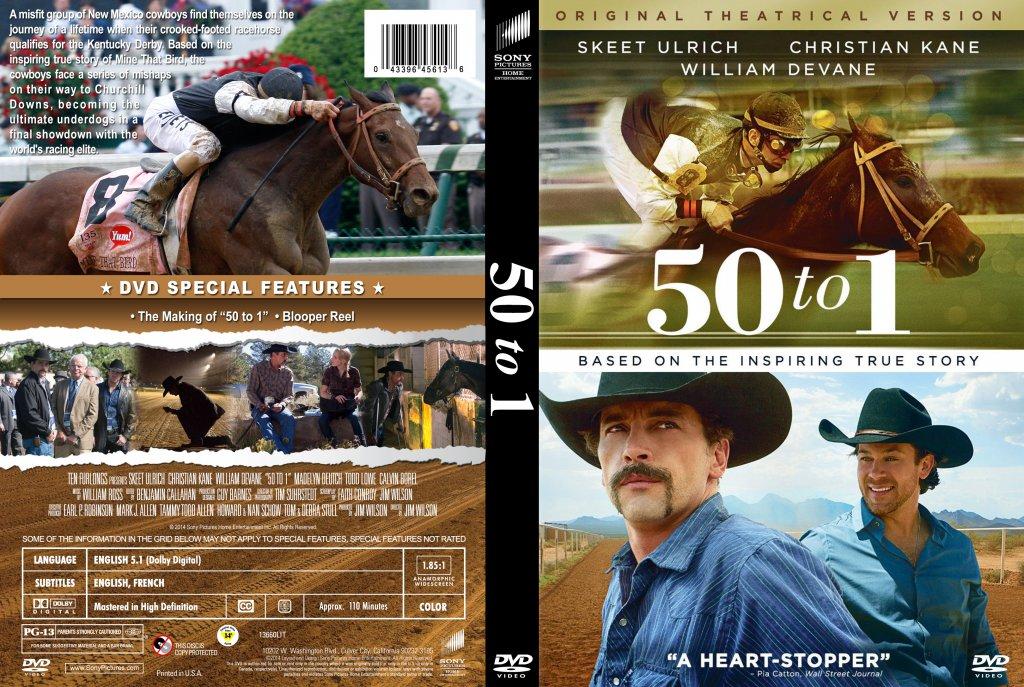 50_to_1 - Movie DVD Cu... Adam Sandler