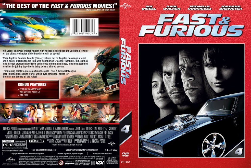 fast furious movie dvd scanned covers fast furious dvd dvd covers. Black Bedroom Furniture Sets. Home Design Ideas