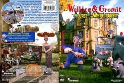 Wallace & Gromit The Curse Of The Were-Rabbit