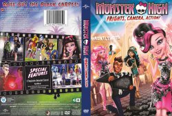 Monster High Frights Camera Action!