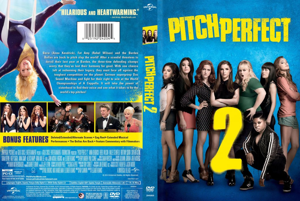 Pitch perfect 2 dvd release date in Perth