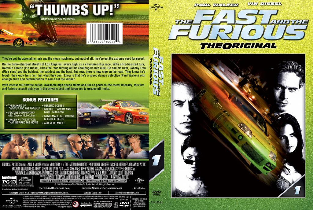 the fast and the furious movie dvd scanned covers the fast and the furious dvd dvd covers. Black Bedroom Furniture Sets. Home Design Ideas